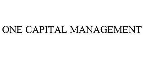 ONE CAPITAL MANAGEMENT