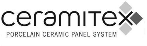 CERAMITEX PORCELAIN CERAMIC PANEL SYSTEM