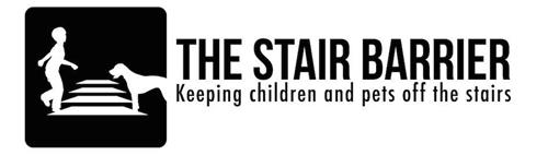 THE STAIR BARRIER KEEPING CHILDREN AND PETS OFF THE STAIRS