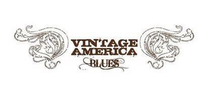 VINTAGE AMERICA BLUES