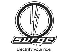 SURGE ELECTRIFY YOUR RIDE.