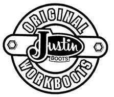 JUSTIN BOOTS ORIGINAL WORKBOOTS
