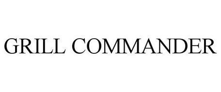 GRILL COMMANDER