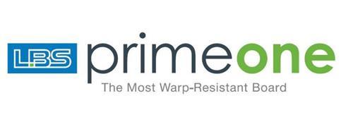 LBS PRIMEONE THE MOST WARP-RESISTANT BOARD