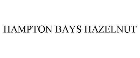 HAMPTON BAYS HAZELNUT