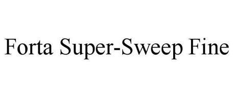 FORTA SUPER-SWEEP FINE