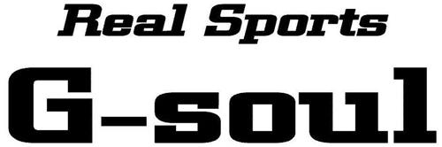 REAL SPORTS G-SOUL