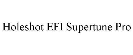 HOLESHOT EFI SUPERTUNE PRO