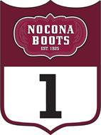 NOCONA BOOTS EST. 1925 1