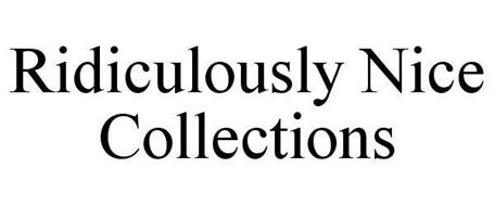 RIDICULOUSLY NICE COLLECTIONS