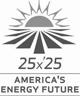 25 X '25 AMERICA'S ENERGY FUTURE