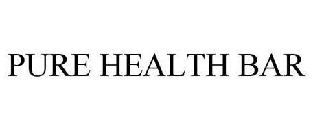 PURE HEALTH BAR