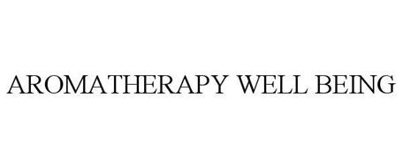 AROMATHERAPY WELL BEING