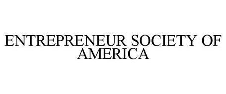ENTREPRENEUR SOCIETY OF AMERICA