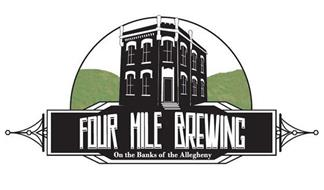 FOUR MILE BREWING ON THE BANKS OF THE ALLEGHENY