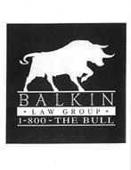 BALKIN LAW GROUP 1-800-THE BULL