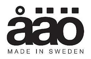 ÅÄÖ MADE IN SWEDEN