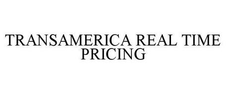 TRANSAMERICA REAL TIME PRICING