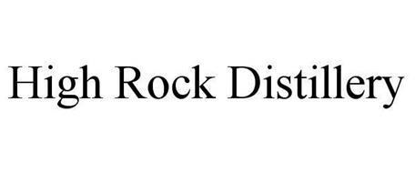HIGH ROCK DISTILLERY