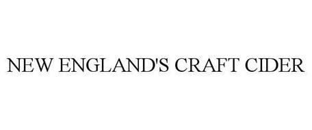 NEW ENGLAND'S CRAFT CIDER