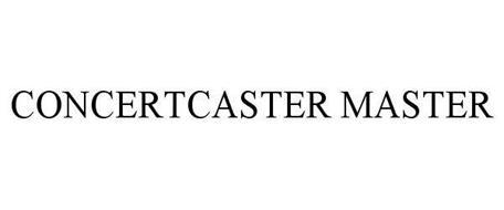 CONCERTCASTER MASTER