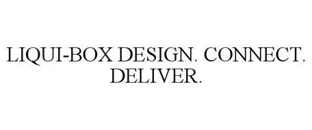 LIQUI-BOX DESIGN. CONNECT. DELIVER.