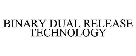 BINARY DUAL RELEASE TECHNOLOGY