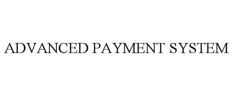 ADVANCED PAYMENT SYSTEM