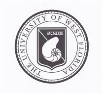THE UNIVERSITY OF WEST FLORIDA AND THE ROMAN NUMERALS MCMLXIII
