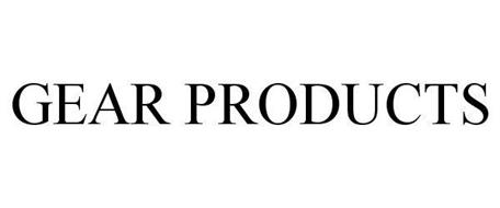 GEAR PRODUCTS