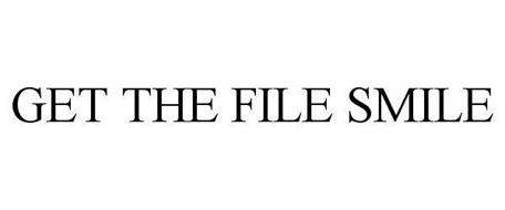 GET THE FILE SMILE