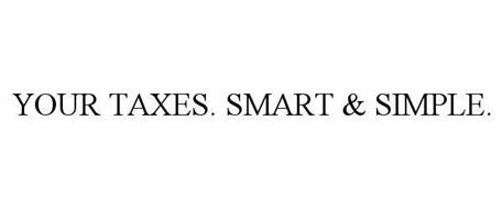 YOUR TAXES. SMART & SIMPLE.