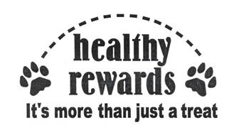HEALTHY REWARDS IT'S MORE THAN JUST A TREAT