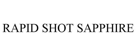 RAPID SHOT SAPPHIRE