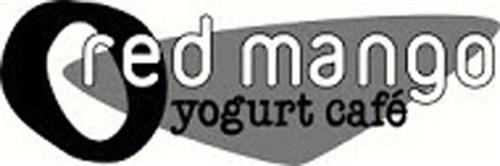 O RED MANGO YOGURT CAFÉ