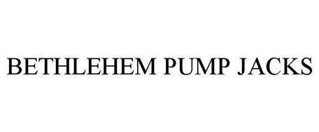 BETHLEHEM PUMP JACKS
