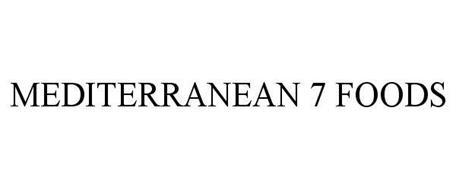 MEDITERRANEAN 7 FOODS