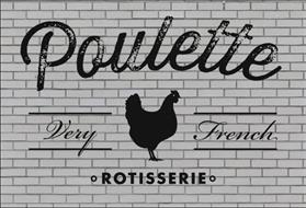 POULETTE VERY FRENCH ROTISSERIE