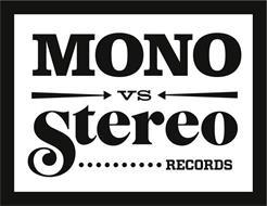 MONO VS STEREO RECORDS