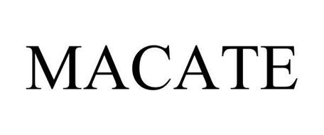 MACATE