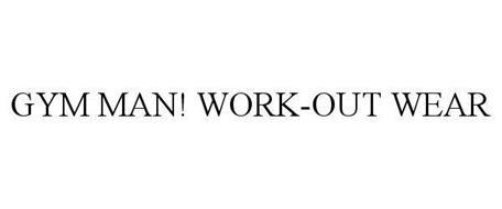 GYM MAN! WORK-OUT WEAR