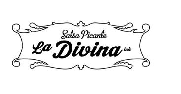 SALSA PICANTE LA DIVINA ICH