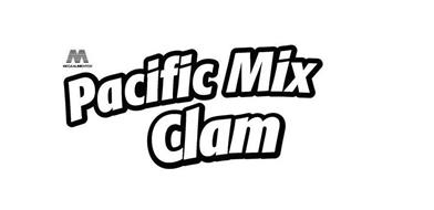 M MEGAALIMENTOS PACIFIC MIX CLAM