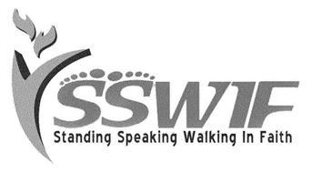 SSWIF STANDING SPEAKING WALKING IN FAITH