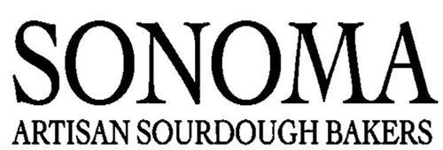 SONOMA ARTISAN SOURDOUGH BAKERS