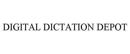 DIGITAL DICTATION DEPOT