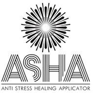 ASHA ANTI STRESS HEALING APPLICATOR