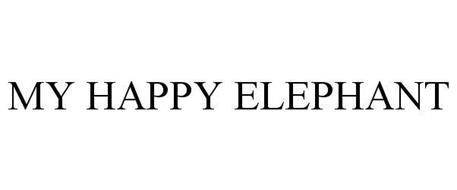 MY HAPPY ELEPHANT