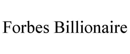 FORBES BILLIONAIRE