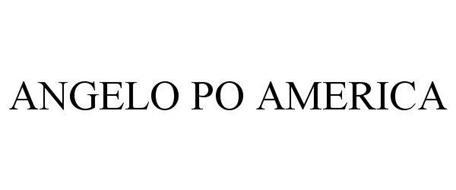 ANGELO PO AMERICA
